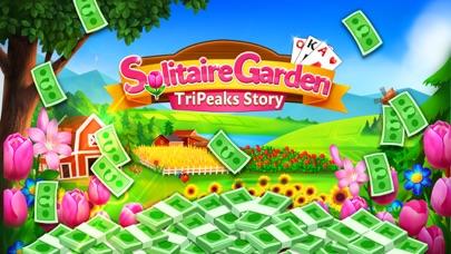 Solitaire Garden TriPeak Story free Coins hack