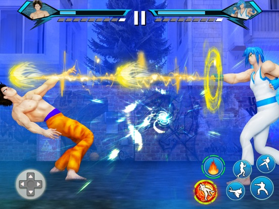 Anime Battle 3D FIGHTING GAMES screenshot 8