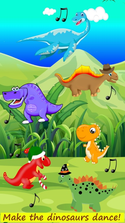 Dinosaur games for all ages screenshot-9