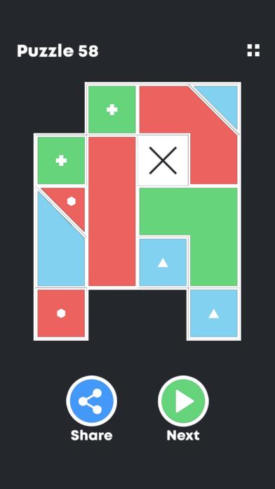 Fill me up - Block Brain Game! Screenshots