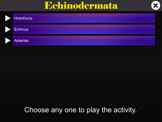Echinodermata screenshot 12