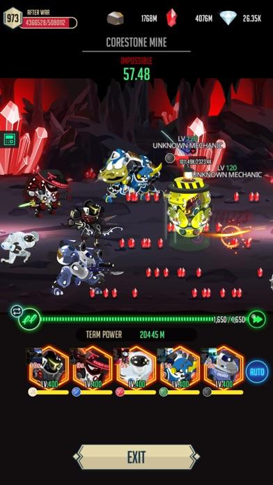 After War - Idle Robot RPGのおすすめ画像8