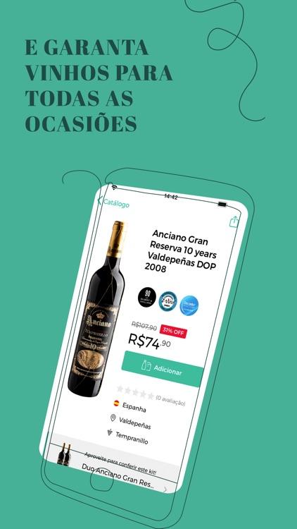 Evino: Compre Vinho Online screenshot-4