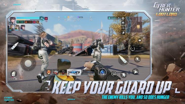 Cyber Hunter screenshot-6