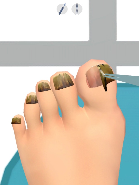 Foot Clinic - ASMR Feet Care screenshot 9