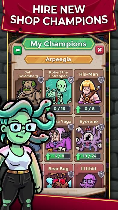 Dungeon Shop Tycoon screenshot 3