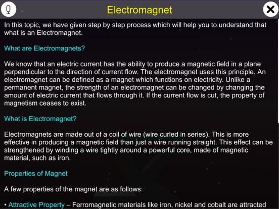 Electromagnet screenshot 8