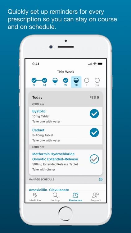 Rex: Rx Savings Solutions screenshot-3