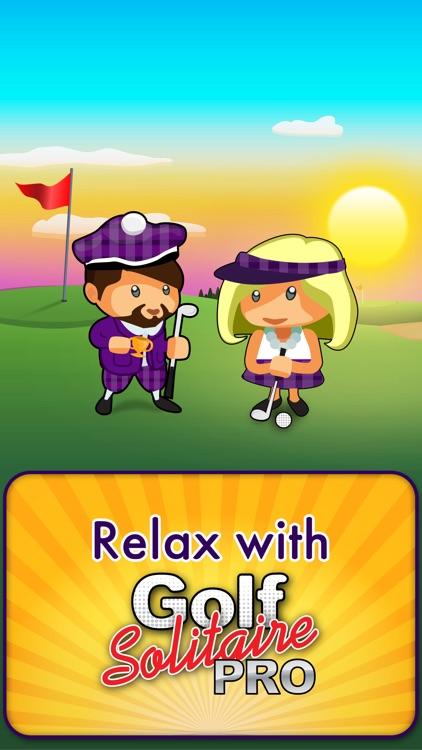 Golf Solitaire Pro! screenshot-4