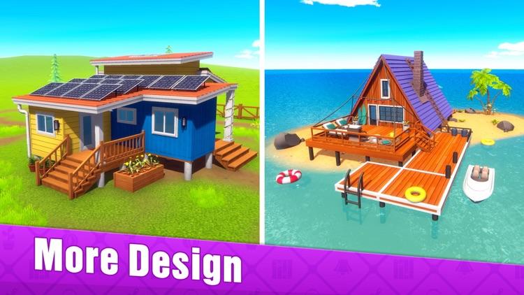 My Home My World: Design Games