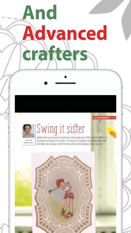 Parchment Craft Magazine screenshot-3