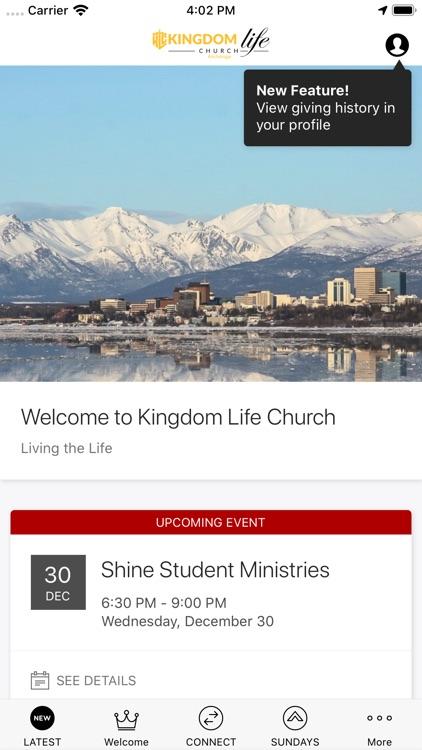 Kingdom Life AK