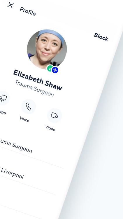 Siilo - Medical Messenger screenshot-4
