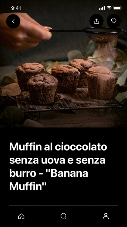 Cucinosano - Le ricette! screenshot-4