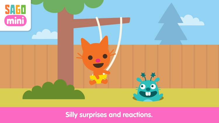 Sago Mini Babies Daycare screenshot-4