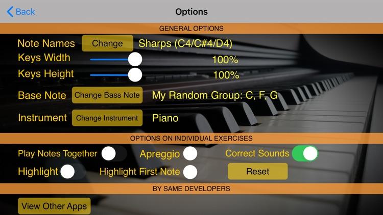 Piano Ear Training screenshot-4