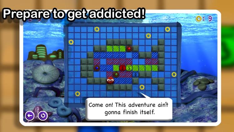 The Bearded Hero - Puzzle Game screenshot-3