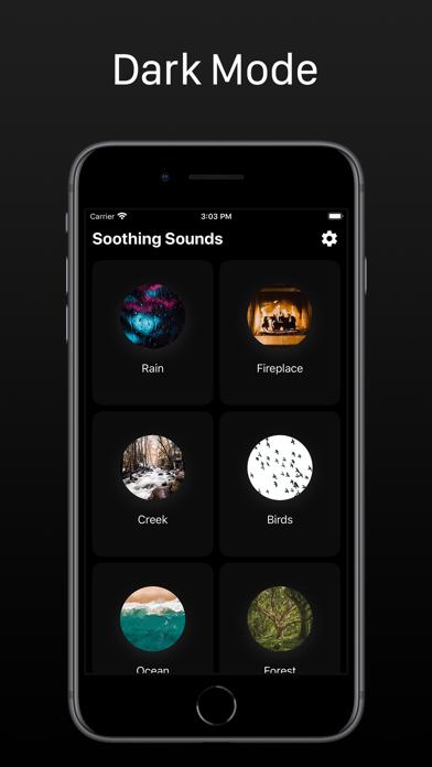 Soothing Sounds: ホワイトノイズのおすすめ画像2
