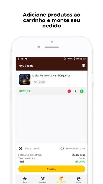 Bulls Delivery screenshot 4