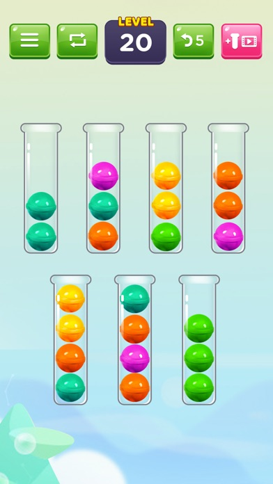 Color Ball Puzzle - Ball Sort screenshot 5
