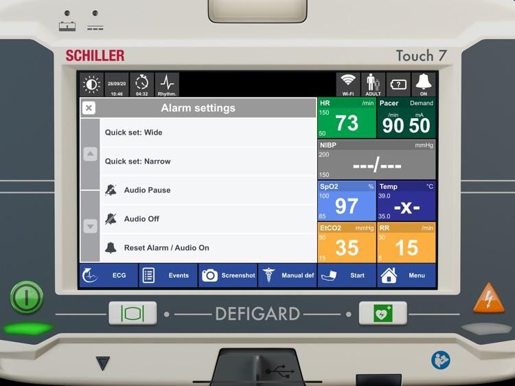 qube7 (DEFIGARD Touch 7) screenshot-5