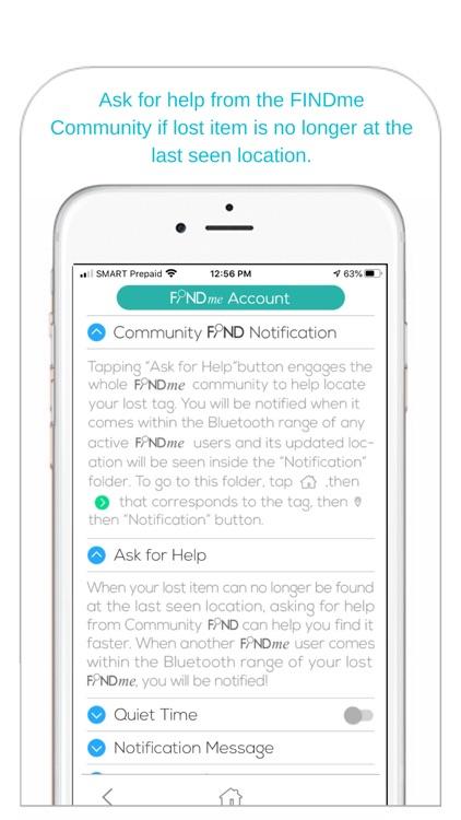 FINDme-FINDING made easy! screenshot-6