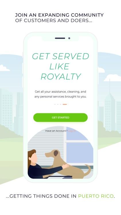 HALLO App— On-demand Providers screenshot-4