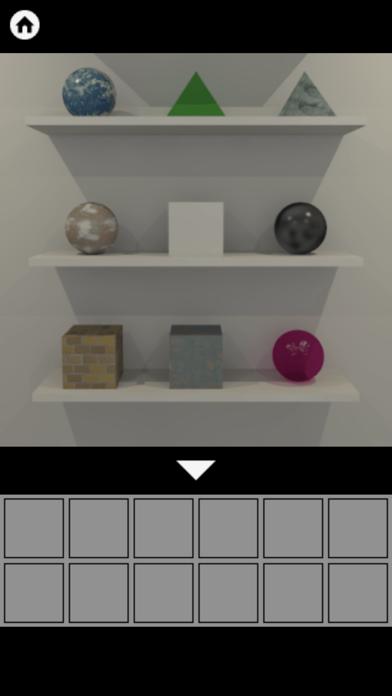 脱出ゲーム WHITE ROOM ScreenShot1