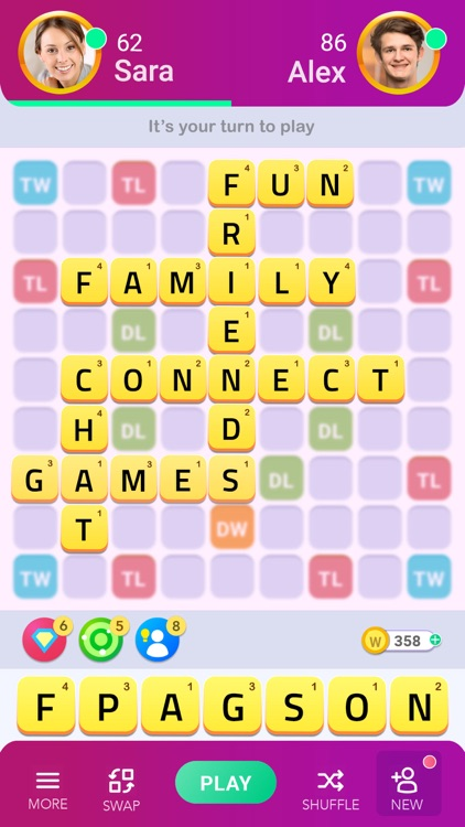 Word Wars: New Game With Words screenshot-3