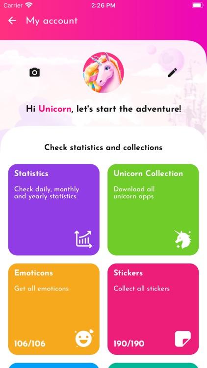 Unicorn Diary (with password) screenshot-6