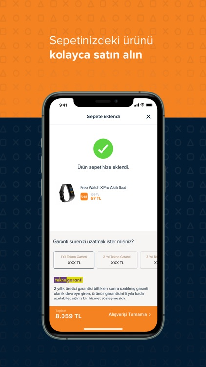 Teknosa – Alışveriş, Teknoloji screenshot-5
