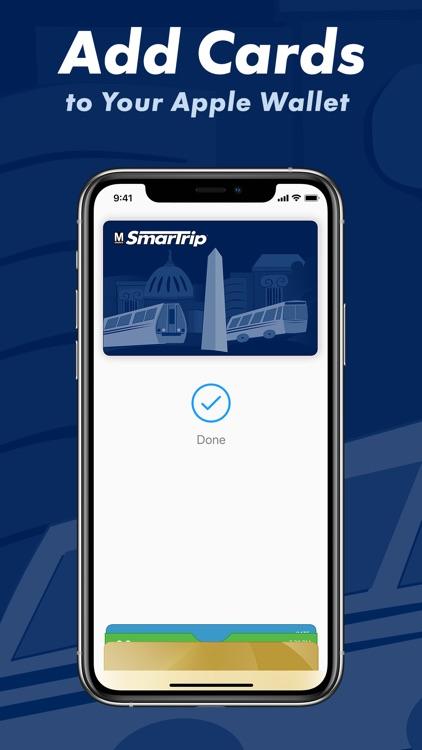 SmarTrip screenshot-3