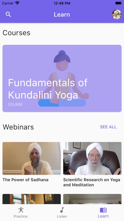 Kundalini Mobile screenshot-8