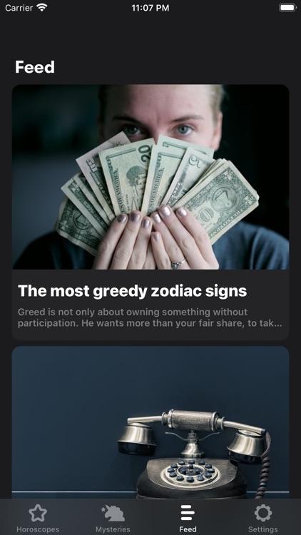 Starr Horoscopes 2021 screenshot-3