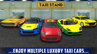 無線タクシー運転ゲーム2021紹介画像8