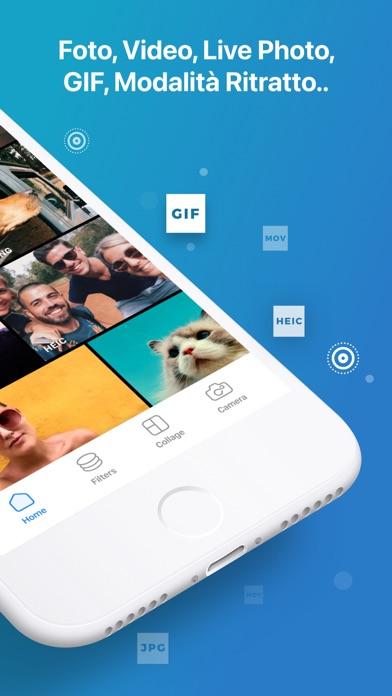 Infltr - Filtri Infiniti iPhone