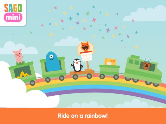 Sago Mini Train Adventure screenshot 12