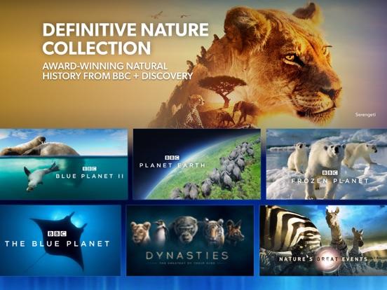 discovery+   Stream TV Shows screenshot 4