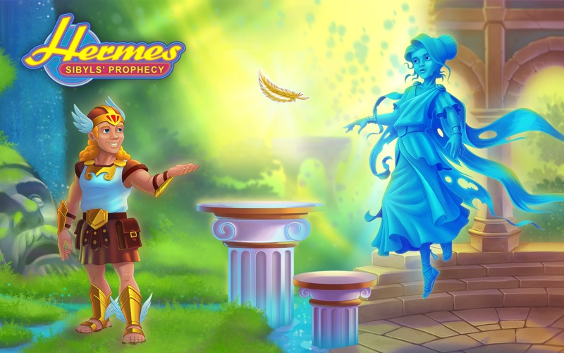 Hermes: Sibyls' Prophecy screenshot 1