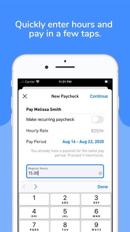 Nest Payroll screenshot-3