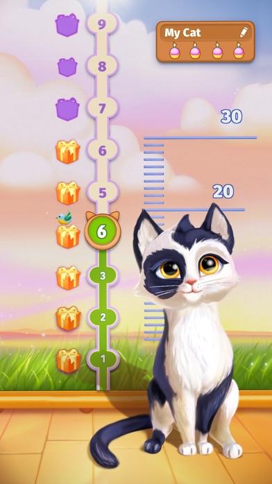 My Cat! – Virtual Pet Game Screenshot