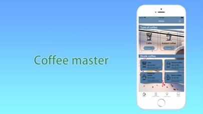 Coffee master-Fine taste Screenshot
