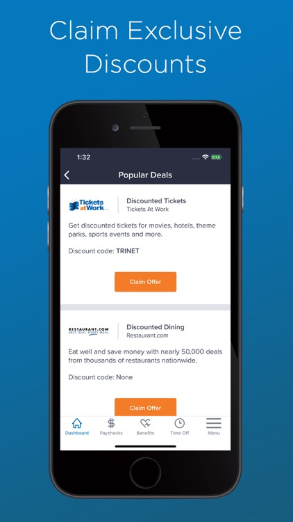 TriNet Mobile screenshot-4