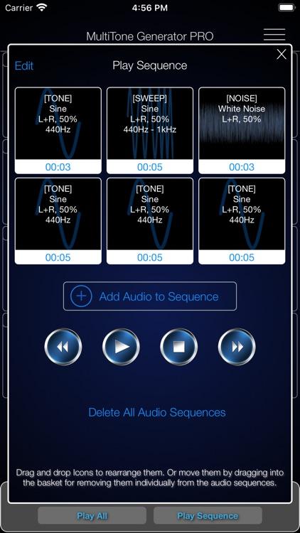 MultiTone Generator PRO screenshot-6