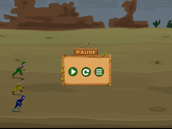 Desert Run screenshot 6