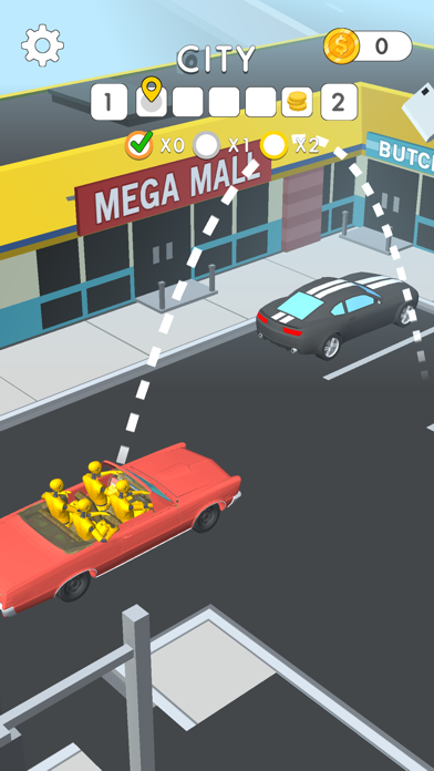 Car Flip -  Parking Heroes screenshot 1