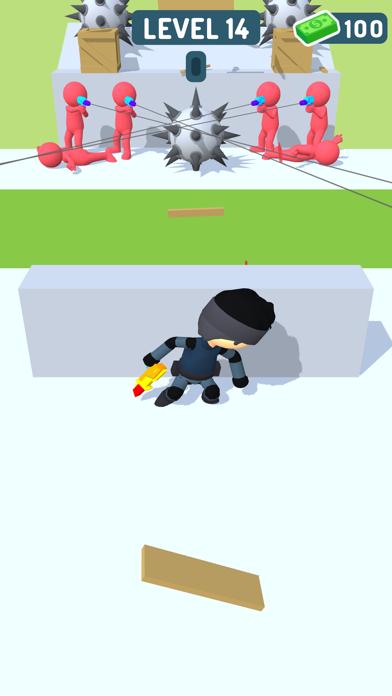 Sniper Runner screenshot 5