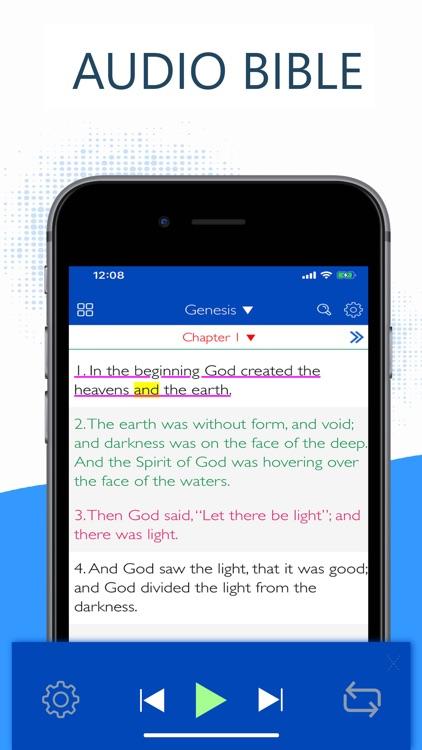 Holy Bible - KJV,NLT,NIV,ESV
