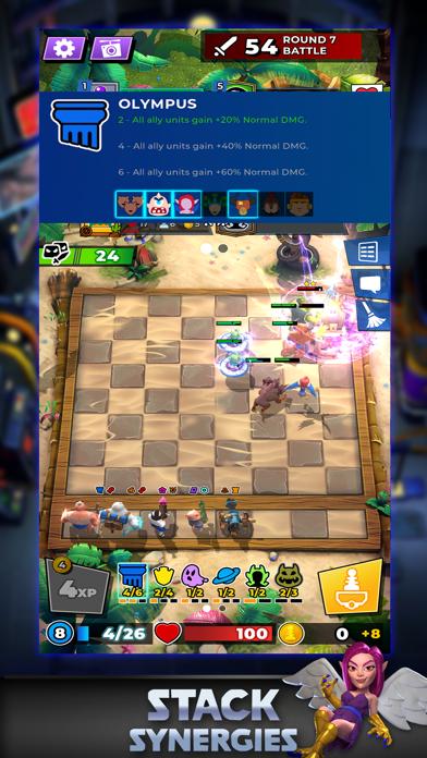 Screen Shot Chaos Combat Chess 3