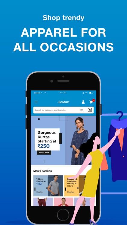 JioMart Online Shopping App screenshot-5